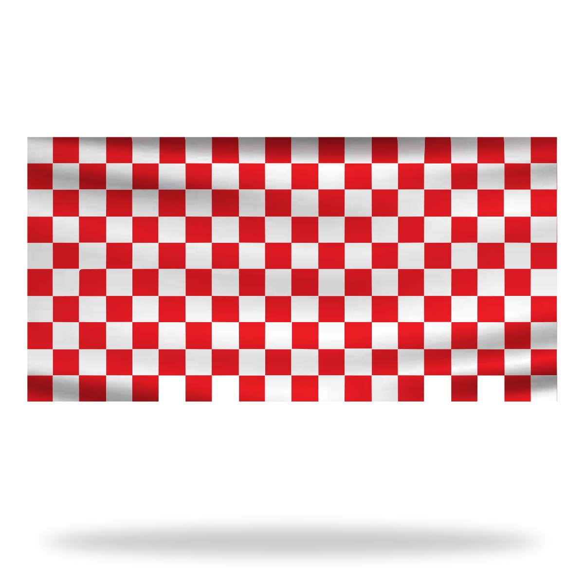 Checked Flags & Banners Design 02