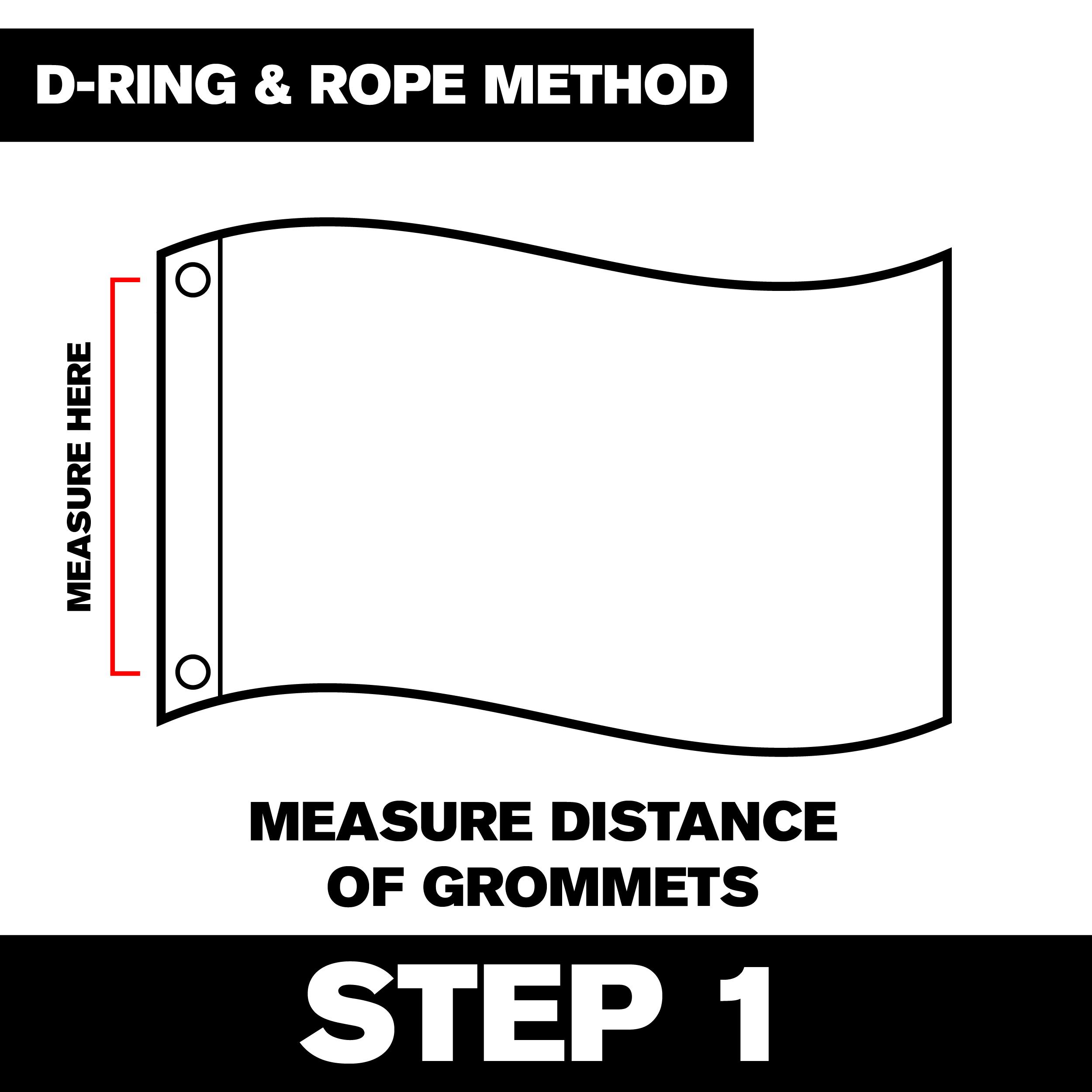 D-ring Step 1