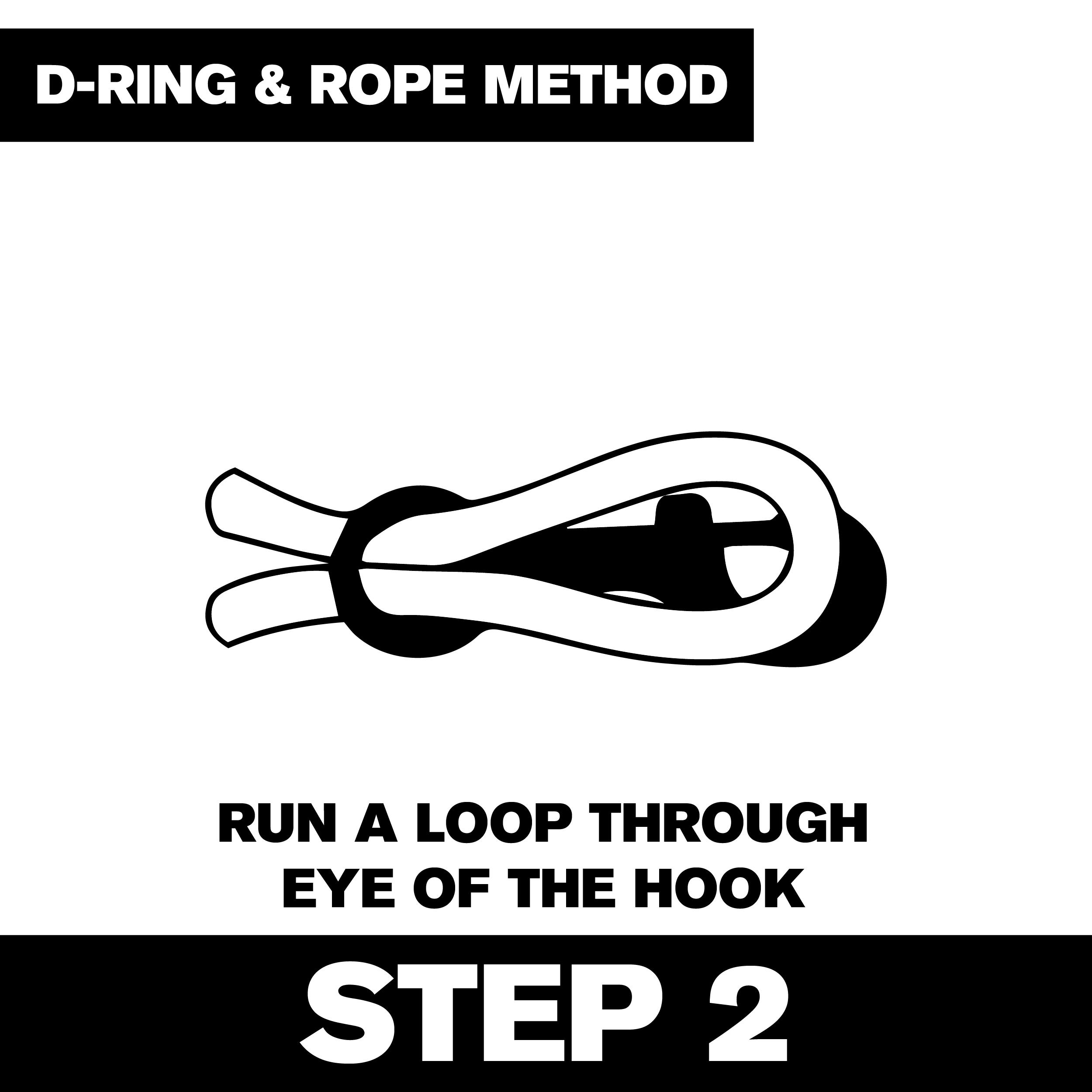 D-ring Step 2