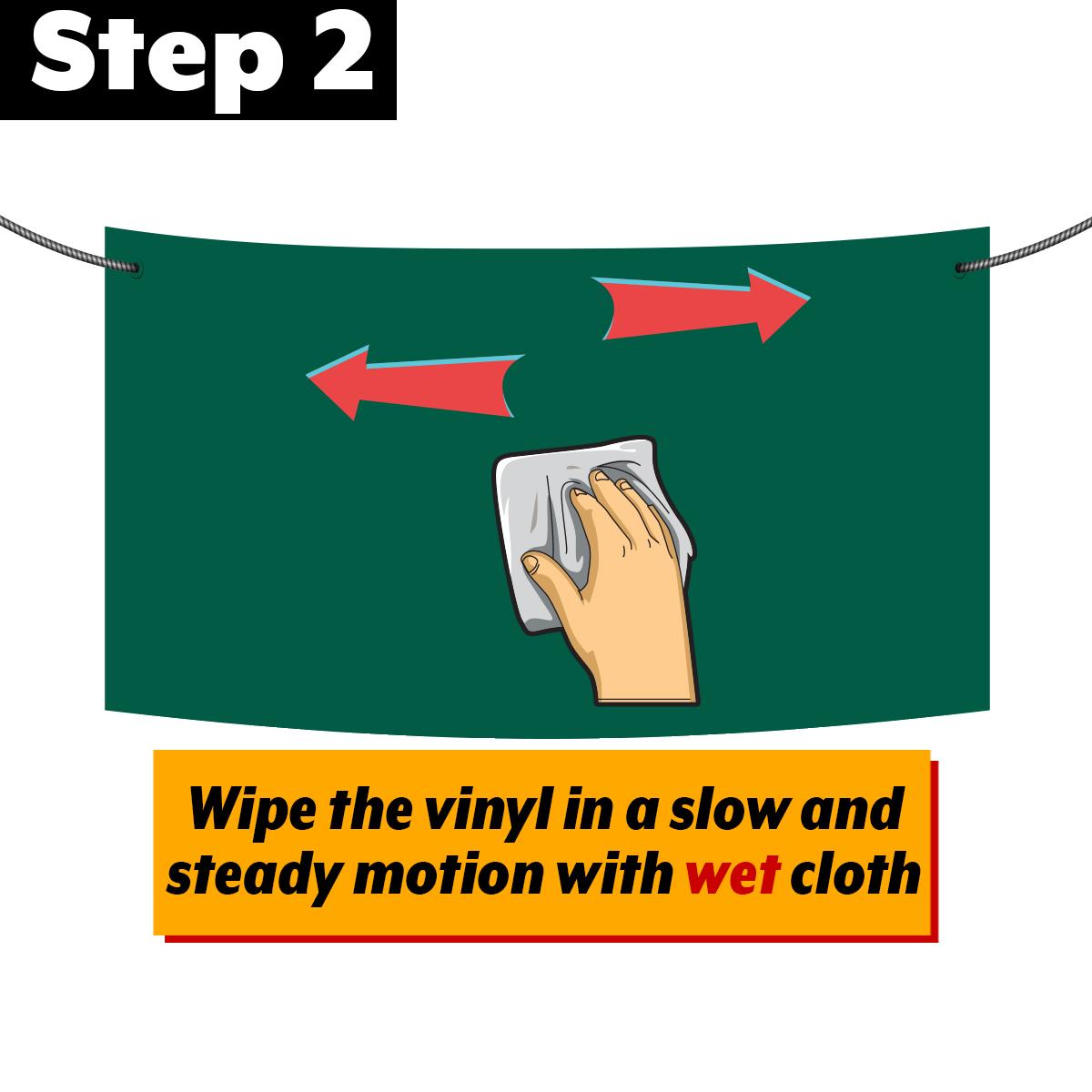 Vinyl - Step 2