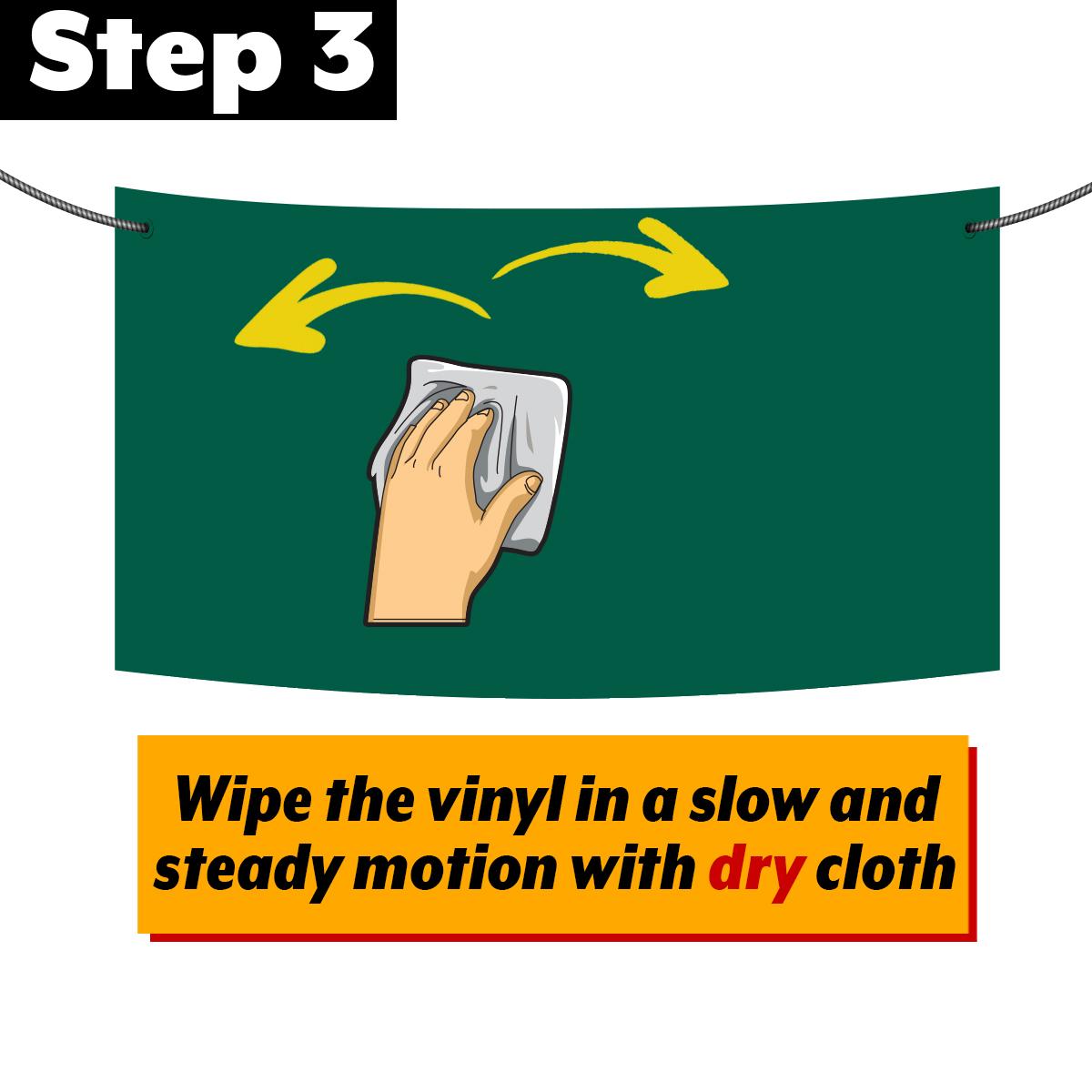 Vinyl - Step 3