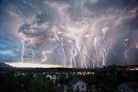 Thurder-storm