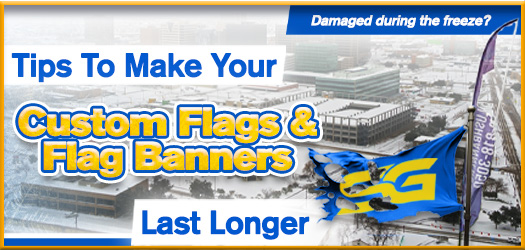 Tips to make your custom flags