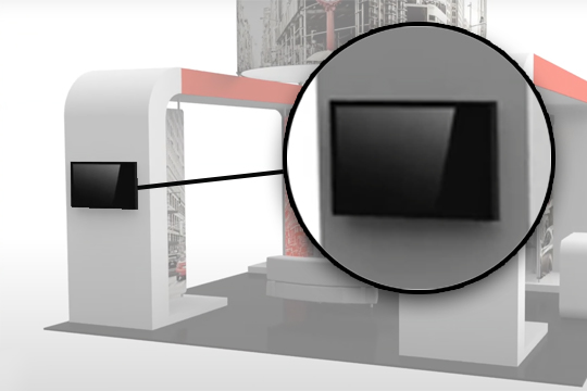 TV Mount Option