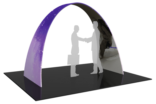 Archway Trade Show Booth
