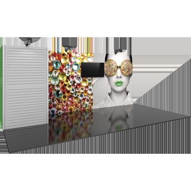 10x20 Modular Trade Show Display Vector SEG 01