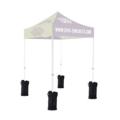 Canopy Sandbag Weights (Set of 4)