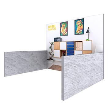 10x10 Modco Modular Trade Show Booths