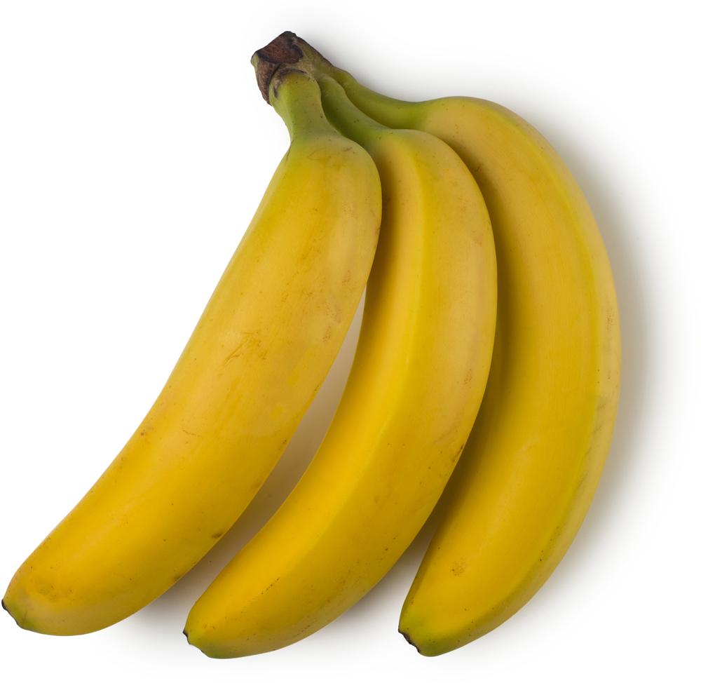 Fresh Organic Fair Trade Banana | Lush Fresh Handmade Cosmetics UK