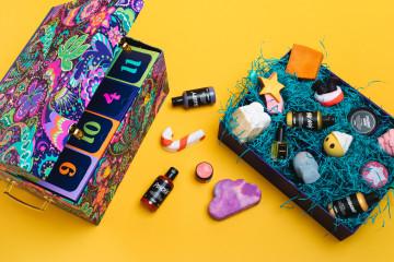 Lush Advent Calendar | Gifts | Lush Fresh Handmade Cosmetics UK
