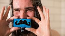 Moustache Sapone al mentolo Lush