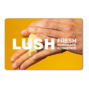 stored value card LUSH Thailand