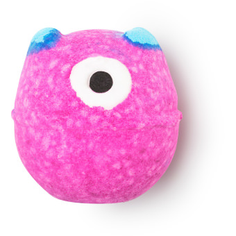 web monsters ball bath bomb halloween