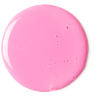 Gel de duche American Cream rosa com morangos