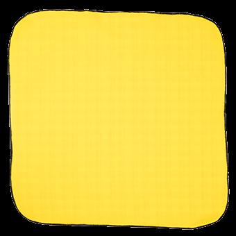 Yellow - Parfüm Knot Wrap offen