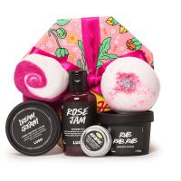 hello gorgeous caja de regalo con productos para la ducha y el baño hidratan y suavizan la piel