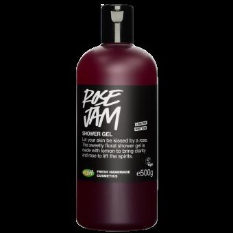 Rose Jam 500g Web