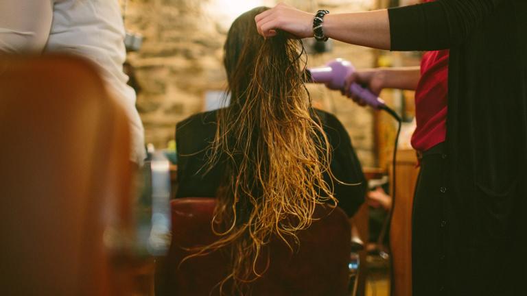 The Lush Hair Lab