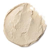 Cosmetic Warrior é uma das máscaras faciais frescas da Lush com alho antibacteriano para acabar com os pontos negros
