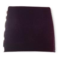 ein stück der violetten goddess seife