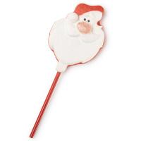 Santa - Spumante da Bagno Riutilizzabile a forma di faccia di Babbo Natale | Edizione Limitata Natale 2019