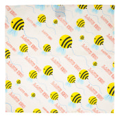 Bee Happy Knot Wrap