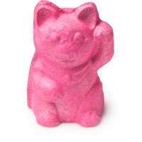 lucky cat bath bomb harajuku 2018