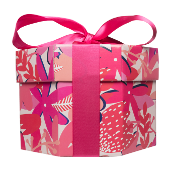 think pink gift side view