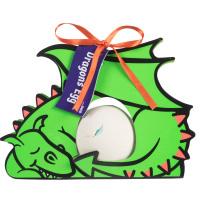 Confezione regalo a forma di dragone in edizione limitata di Pasqua Dragon's Egg    Contiene prodotti una bomba da bagno