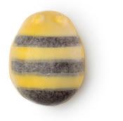 Scrubee manteiga corporal esfoliante em forma de abelha