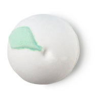 So White bath bomb