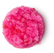 La textura del exfoliante labial The Kiss edición limitada de San Valentín