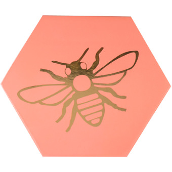 The front of the Honey Gift box