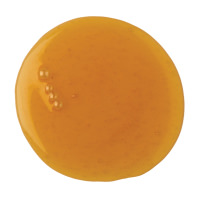 Fairly Traded Honey é um champô  hidratante de mel Amarelo
