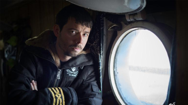 Captain Peter Hammarstedt - Sea Shepherd