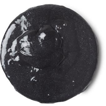 boo slime de ducha entre el gel y la gelatina de ducha de color negro