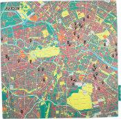 splash maps berlin knot wrap