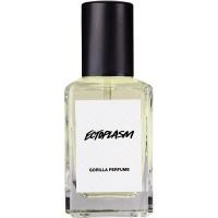 ectoplasm halloween perfume in einer glasflasche