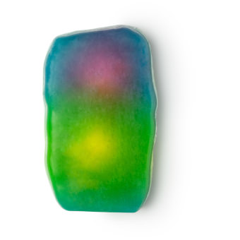 baked alaska christmas soap