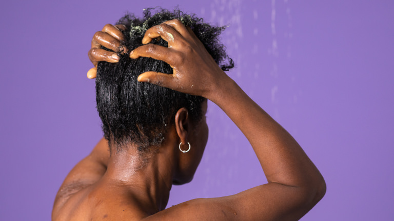 Glory hair conditioner for Afro hair