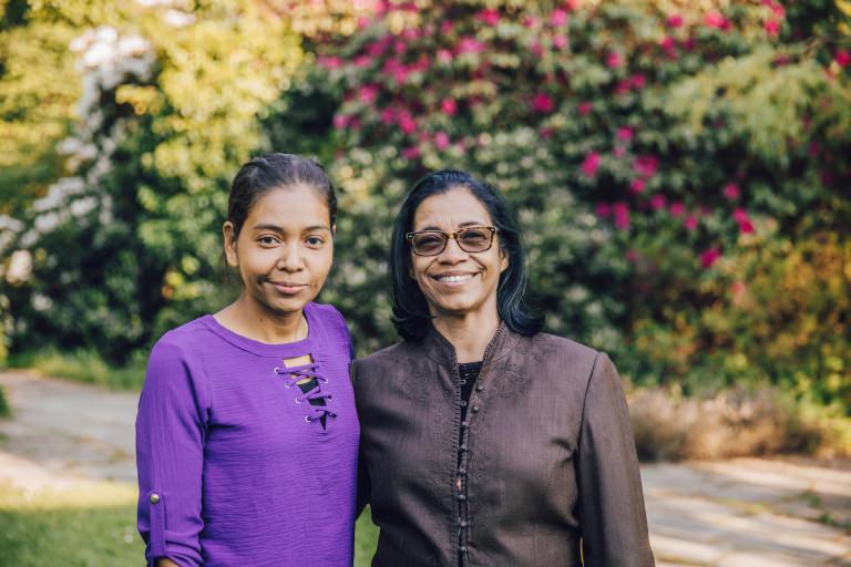 Lottie and Deborah from CEJUDHCAN