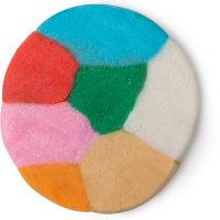Festive friends fun é uma das pasta de moldar 4 em 1 de Natal com várias cores para dares asas à imaginação e aroma cítrico