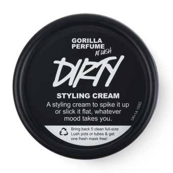 Dirty Styling capelli Lush