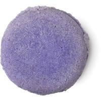 Jumping Juniper champú sólido de color violeta con bayas de enebro para regular la producción de sebo