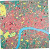 splash maps london knot wrap