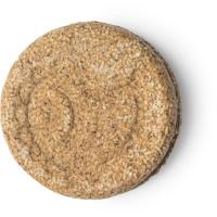 Copperhead é um dos champôs sólidos da Lush Castanho Redondo com henna e café