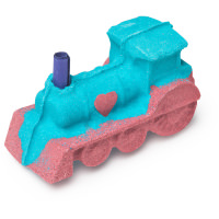 crazy train bath bomb