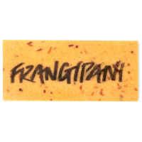 a yellow washcard