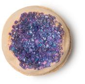 geode bomba de baño con sal marina