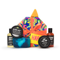 Happy regalo con productos para la ducha